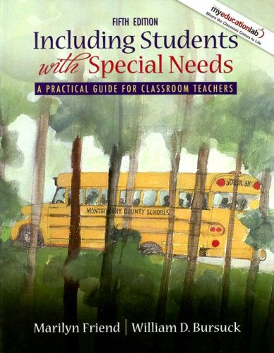 9780205571062: Including Students With Special Needs: A Practical Guide for Classroom Teachers (5th Edition)