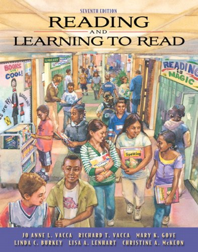 Reading and Learning to Read (7th Edition): Vacca, Jo Anne