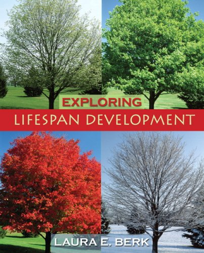 9780205572182: Exploring Lifespan Development Value Package (includes MyDevelopmentLab CourseCompass with E-Book Student Access )