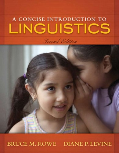 9780205572380: Concise Introduction to Linguistics, A (2nd Edition)