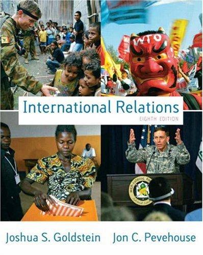 9780205573172: International Relations (8th Edition) (MyPoliSciKit Series)