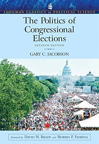 9780205577026: The Politics of Congressional Elections (Longman Classics in Political Science) (7th Edition)