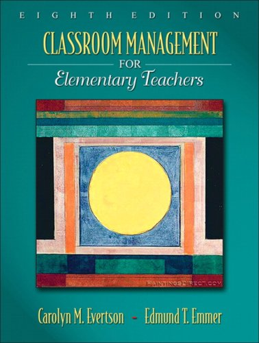 Classroom Management for Elementary Teachers (8th Edition) [Paperback]