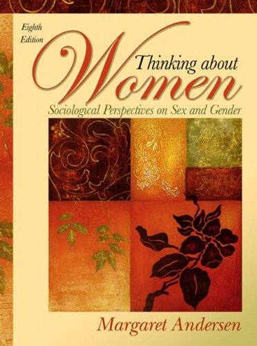 9780205578726: Thinking about Women: Sociological Perspectives on Sex and Gender