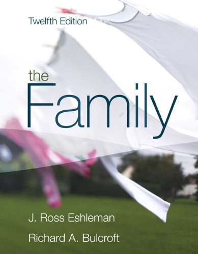 9780205578740: The Family (12th Edition)