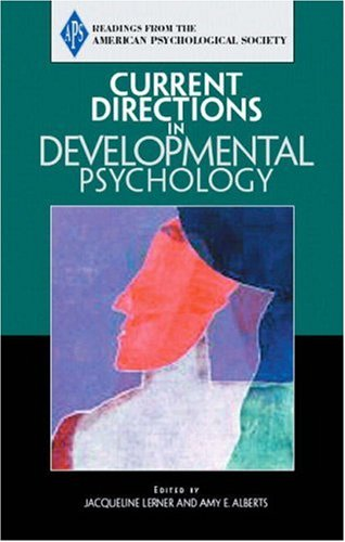 9780205579594: Current Directions in Developmental Psychology