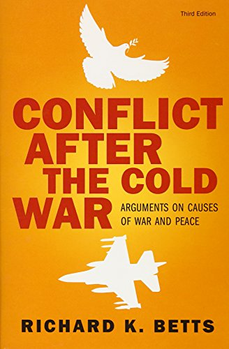 9780205583522: Conflict After the Cold War: Arguments on Causes of War and Peace, 3rd Edition