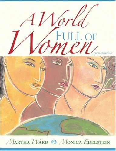 9780205584550: A World Full of Women (5th Edition)