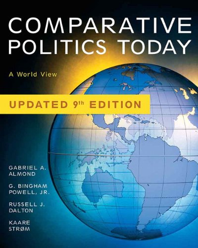 9780205585960: Comparative Politics Today: A World View, Update Edition (9th Edition)