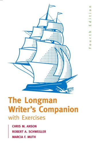 Longman Writer's Companion with Exercises Value Package (includes What Every Student Should ...