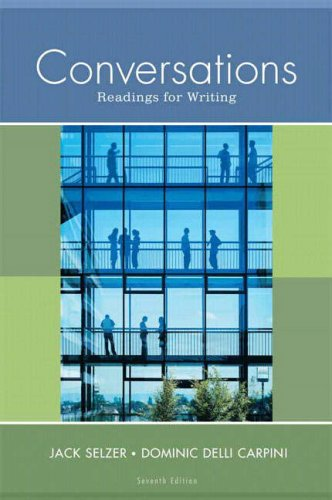 9780205589654: Conversations: Readings for Writing (7th Edition)