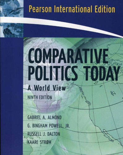 9780205589760: Comparative Politics Today: A World View: International Edition