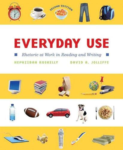 9780205590971: Everyday Use (2nd Edition)