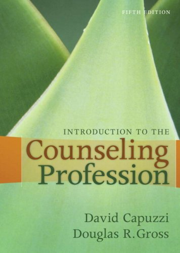 9780205591770: Introduction to the Counseling Profession (5th Edition)