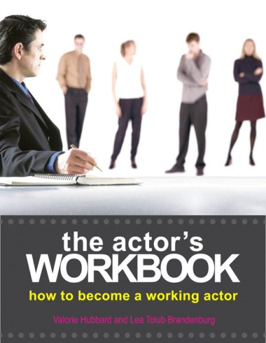 9780205592319: The Actor's Workbook: How to Become a Working Actor