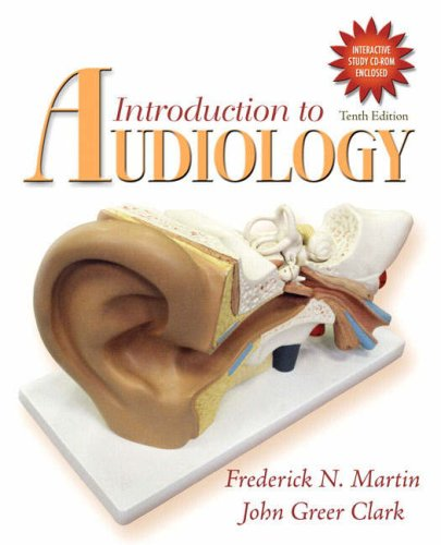 9780205593118: Introduction to Audiology