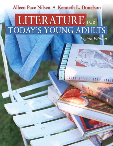 9780205593231: Literature for Today's Young Adults (8th Edition)