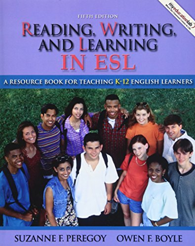 9780205593248: Reading, Writing and Learning in ESL: A Resource Book for Teaching K-12 English Learners