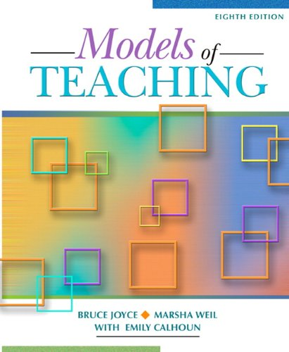 9780205593453: Models of Teaching (8th Edition)