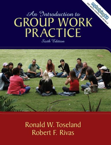 9780205593828: An Introduction to Group Work Practice (6th Edition)