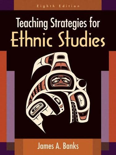 9780205594276: Teaching Strategies for Ethnic Studies (8th Edition)