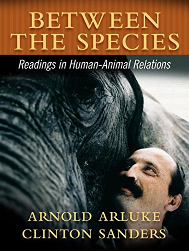 9780205594931: Between the Species: A Reader in Human-Animal Relationships