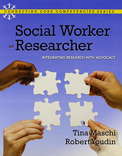 9780205594948: Social Worker as Researcher (Connecting Core Competencies)