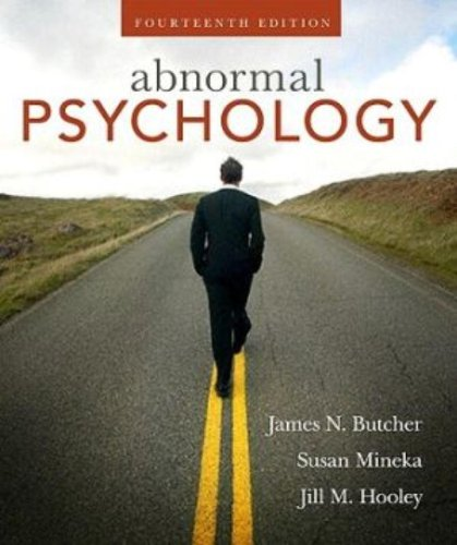 9780205594955: Abnormal Psychology (14th Edition)