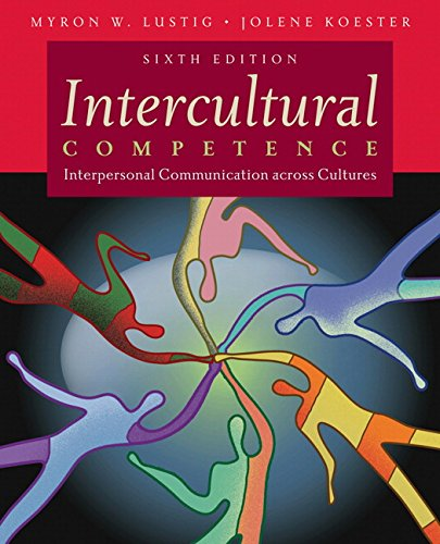 9780205595754: Intercultural Competence: Interpersonal Communication Across Cultures (6th Edition)