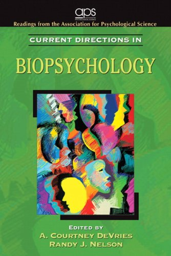 9780205597482: Current Directions in Biopsychology