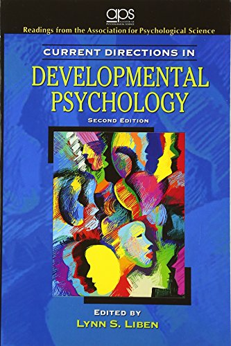 9780205597505: Current Directions in Developmental Psychology (2nd Edition)