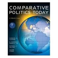 Comparative Politics Today: A World View, Unbound (for Books a la Carte Plus) (9th Edition): ...