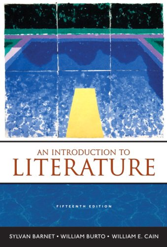 9780205599097: An Introduction to Literature