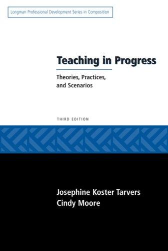 9780205600755: Teaching in Progress (3rd Edition)