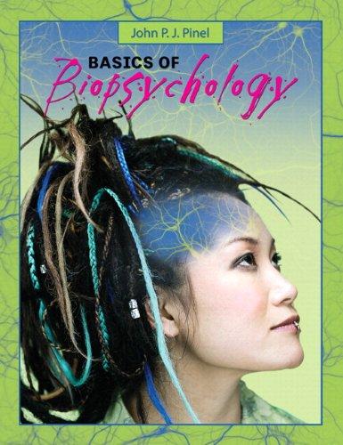 Basics of Biopsychology: Pinel, John