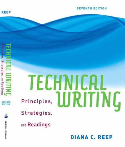 9780205603404: Technical Writing (7th Edition)