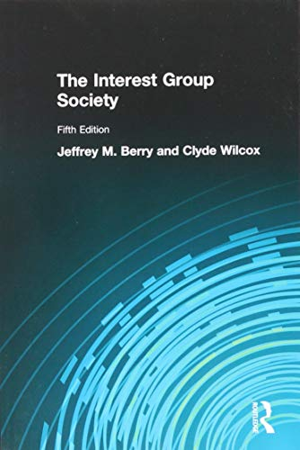 9780205604807: Interest Group Society