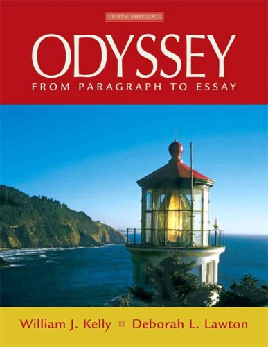 9780205606726: Odyssey: Paragraph to Essay (with MyWritingLab) (5th Edition)