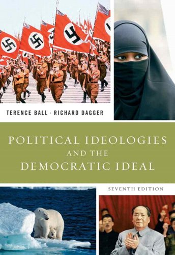 9780205607372: Political Ideologies and the Democratic Ideal (7th Edition)