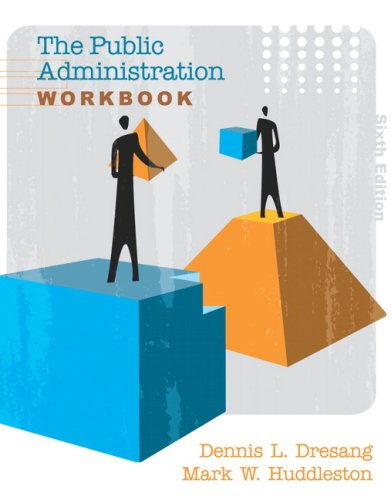9780205607396: The Public Administration Workbook, 6th Edition