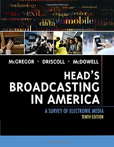 9780205608133: Head's Broadcasting in America: A Survey of Electronic Media