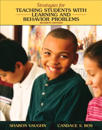 9780205608560: Strategies for Teaching Students with Learning and Behavior Problems (7th Edition)