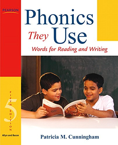 9780205608881: Phonics They Use: Words for Reading and Writing