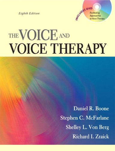 9780205609536: The Voice and Voice Therapy