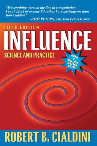 9780205609994: Influence: Science and Practice (5th Edition)