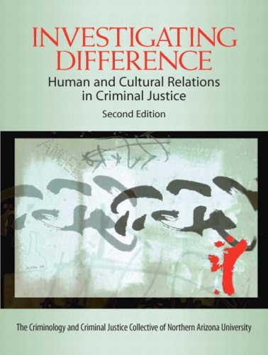 9780205610211: Investigating Difference: Human and Cultural Relations in Criminal Justice (2nd Edition)