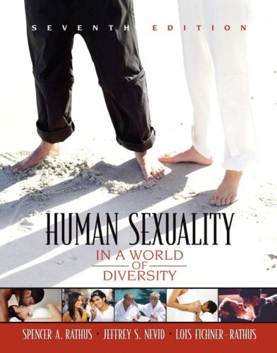 9780205610259: Human Sexuality in a World of Diversity Value Package (includes MyPsychKit Student Access )