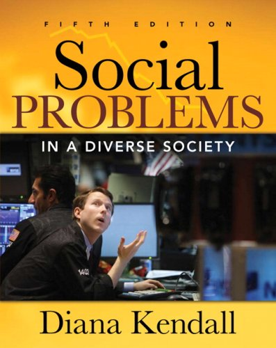 9780205610365: Social Problems in a Diverse Society (5th Edition)