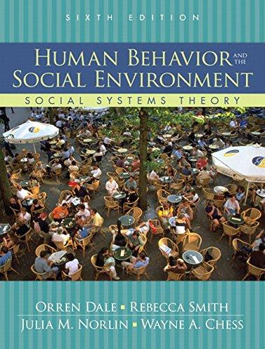 9780205613694: Human Behavior and the Social Environment: Social Systems Theory (6th Edition)