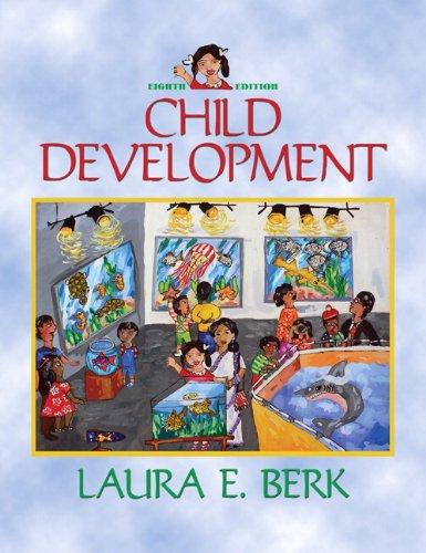 9780205615599: Child Development (8th Edition)